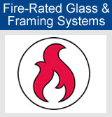 Fire-Rated Glass Framing Systems